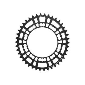 Rotor Q-Ring Road - Plateau - 110 mm 5 vis intérieur noir